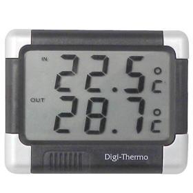 CarPoint termometr cyfrowy In-Out, BEZPŁATNY ODBIÓR: WROCŁAW!
