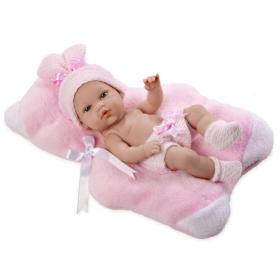 Arias Pachnąca lalka niemowlę, różowa, BEZPŁATNY ODBIÓR: WROCŁAW!
