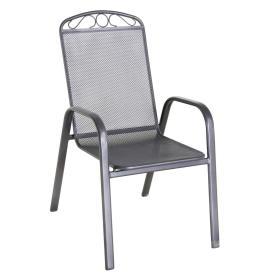 RIWALL metalowe krzesło ogrodowe Klasik, BEZPŁATNY ODBIÓR: WROCŁAW!