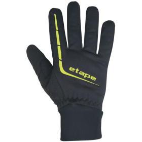 Etape rękawice Gear WS+ Black/Yellow Fluo S, BEZPŁATNY ODBIÓR: WROCŁAW!