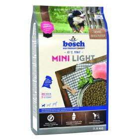 BOSCH PET FOOD sucha karma dla psa Mini Light 2,5kg, BEZPŁATNY ODBIÓR: WROCŁAW!