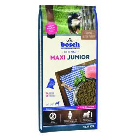 Bosch sucha karma dla szczeniąt Maxi Junior 15kg, BEZPŁATNY ODBIÓR: WROCŁAW!