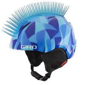 Giro kask narciarski Launch Plus Blue Icehawk XS (48,5-52 cm), BEZPŁATNY ODBIÓR: WROCŁAW!