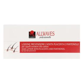 ALLWAVES Ampułka przeciw wypadaniu włosów 1szt/10ml Placenta