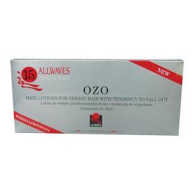 ALLWAVES OZO Ampułki przeciw przetłuszczaniu się włosów 10ml