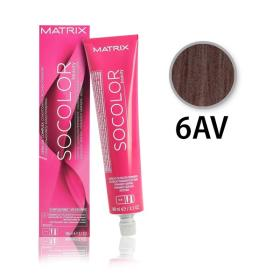 Farba MATRIX Socolor 90ml 6VA DARK BLD