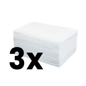 Ręcznik fizel. 100szt. 50x70 KERN x 3op