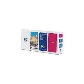 Głowica + głowica czyszcząca HP No 90 magenta | designjet 4000/4020/4500/4520/mfp C5056A
