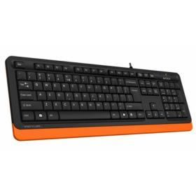 A4 Tech Klawiatura FSTYLER FK10 Orange