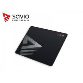 Elmak Podkładka pod mysz gaming SAVIO Precision Control S 250x250x2mm, obszyta