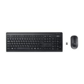Fujitsu Klawiatura bezprzewodowa KB LX410 US Se S26381-K410-L402