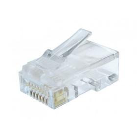 Gembird Wtyk sieciowy 8P8C kable sieciowe drut kat6
