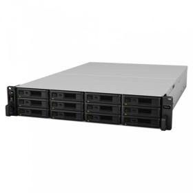 Synology Serwer RS3621xs+ 12x0HDD 8GB 4x1GbE 2x10GbE 2xUSB3.2