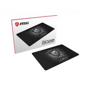 Podkładka pod mysz MSI AGILITY GD20 J02-VXXXXX4-EB9 (320mm x 220mm)
