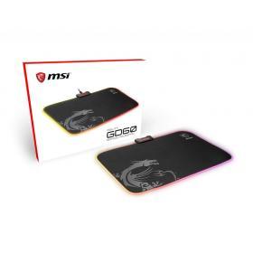 Podkładka pod mysz MSI AGILITY GD60 (388mm x 10.2mm)
