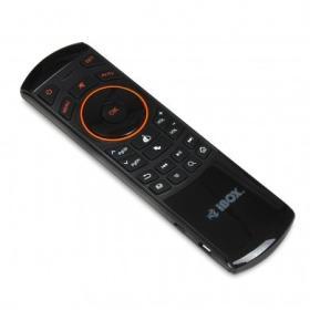 Klawiatura bezprzewodowa IBOX ARES IKSZ025 (USB 2.0 kolor czarny)