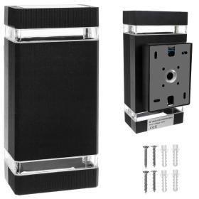 Kinkiet Zewnętrzny Lampa Elewacyjna Ogrodowa IP65