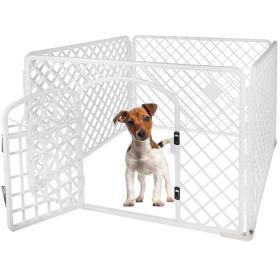 Kojec dla zwierząt Zagroda psa 90x90x60