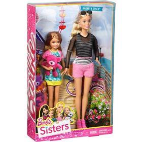 Lalka Barbie i Siostra Stacie DGX41 Mattel