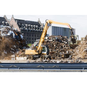 Niszczenie odpadów i towarów