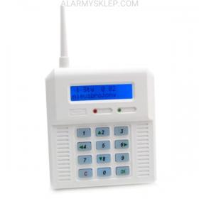 CB-32GN Bezprzewodowa centrala alarmowa z modułem GSM