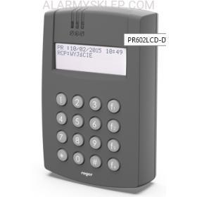 PR602LCD-DT Terminal RCP