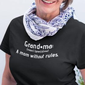 T-shirt koszulka Definicja Grand•ma