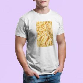 T-shirt koszulka Fryteczki