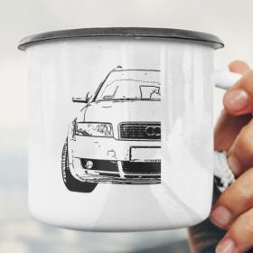 Kubek Emaliowany Drive The Classic