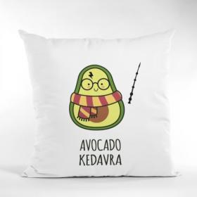 Poduszka Avocado Kedavra