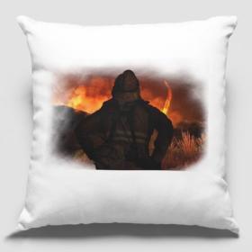 Poduszka Strażak w Akcji