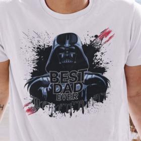 T-shirt Best Dad Ever - Tata