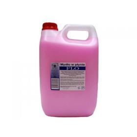 Mydło w płynie FLO różowe 5L