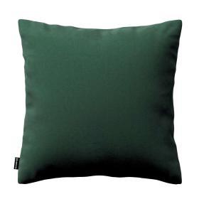 Dekoria.pl Poszewka Kinga na poduszkę, ciemny zielony, 43 × 43 cm, Velvet
