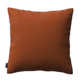Dekoria.pl Poszewka Kinga na poduszkę, karmelowy, 50 × 50 cm, Velvet