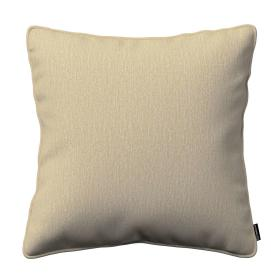 Dekoria.pl Poszewka Gabi na poduszkę, kremowy szenil, 45 × 45 cm, Chenille