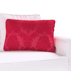 Dekoria.pl Poszewka Gabi na poduszkę prostokątna, bordowy, 60 × 40 cm, Damasco