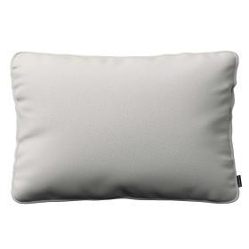 Dekoria.pl Poszewka Gabi na poduszkę prostokątna, jasny popiel, 60 × 40 cm, Etna