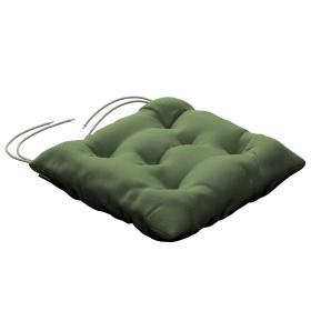 Dekoria.pl Siedzisko Jacek na krzesło, zgaszona zieleń, 38 × 38 × 8 cm, Jupiter