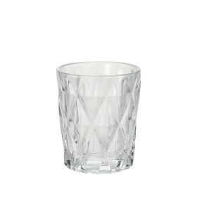Dekoria.pl Szklanka Basic Clear, ⌀8 x 10 cm