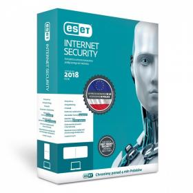 ESET Internet Security PL BOX 2Y kon EIS-K-2Y-1D