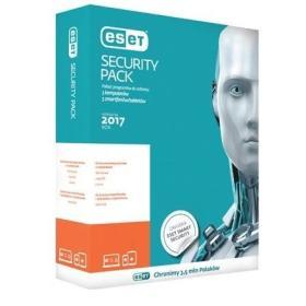 ESET Security Pack Box 1+1 2Y PL ESP-N-2Y-2D