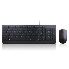 Lenovo Podstawowy zestaw bezprzewodowych klawiatury i myszy US English 4X30L79883