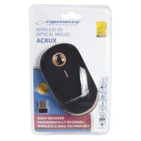 Esperanza Mysz bezprzewodowa optyczna USB Acrux