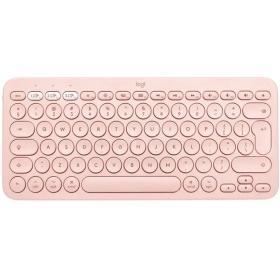 Logitech Klawiatura K380 dla urządzeń Mac US 920-010406 Różowa