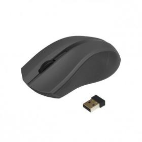 ART Mysz bezprzewodowo-optyczna USB AM-97C srebrna