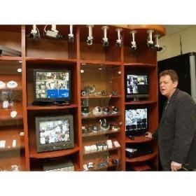 Systemy telewizji CCTV Samsung, Siemens, SimTec System, GeoCam