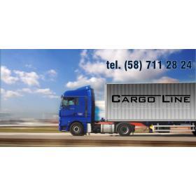 Transport kontenerów Cargo Line Gdynia