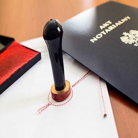 Akta notarialne