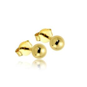 Kolczyki złote kulki FUG7-17-K00532-2